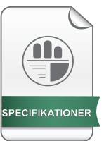 specifikationer